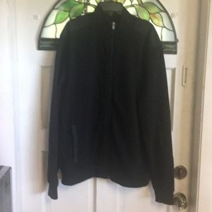 Men's Michael Kors sweat jacket.